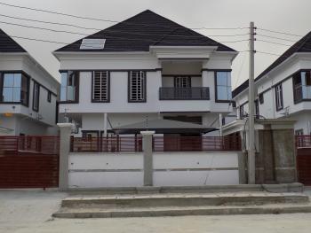 Superb 5 Bedroom Luxury Detached Duplex with a Staff Quarter + Solar Panel, Chevy View Estate, Lekki, Lagos, Detached Duplex for Sale