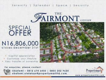Plot of Land, Berger, Arepo, Ogun, Residential Land for Sale