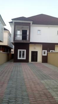 4 Bedroom Terraced House with a Room Bq, Doren Hospital, Thomas Estate, Ajah, Lagos, Terraced Duplex for Rent
