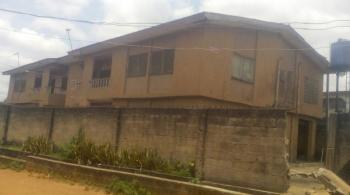 Solid Structure with No Renovation Required, Liasu Road, Ikotun Egbe (near Council Bus Stop), Egbe, Lagos, Block of Flats for Sale
