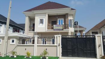 Brand New 4 Bedroom Fully Detached House with Bq, Idado, Lekki, Lagos, Detached Duplex for Sale
