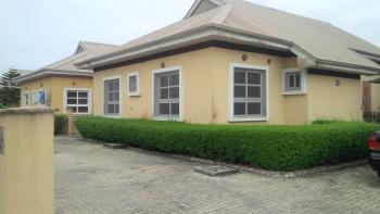 4 Bedroom Bungalow, Northern Foreshore Estate. Chevron Drive, Chevy View Estate, Lekki, Lagos, Detached Bungalow for Rent