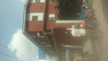 Spacious 3 Bedroom Flat, Off Internarinal Airport Rd, Isolo, Lagos, Flat for Rent