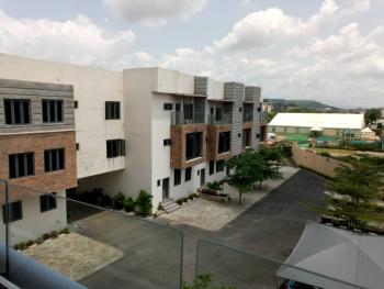 Serviced 4 Bedroom Luxury Terraced Duplex, By Nnpc Fuel Station, Guzape District, Abuja, House for Rent