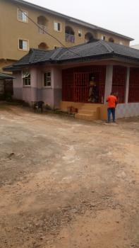 Standard Finishing 4 Bedroom Bungalow with with 2 Units of 1 Bedroom Self Contained, Irhirhi, Off Airport Gra, Benin, Oredo, Edo, Detached Bungalow for Sale
