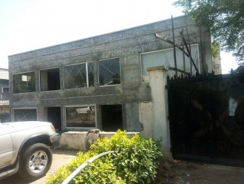 a Choice Location Property, Aminu Kano Street, Wuse 2, Abuja, Office Space for Sale
