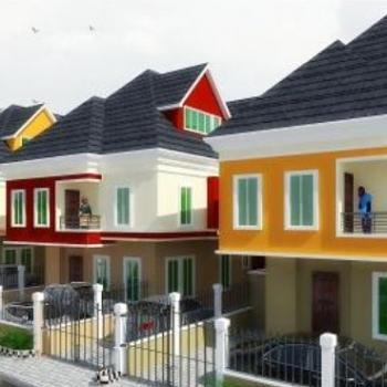 Luxury 4bedroom Semi Detached Duplex, Off Monastery Road, Sangotedo, Ajah, Lagos, Semi-detached Duplex for Sale