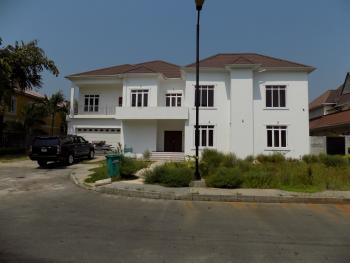 Massive 5 Bedroom Detached Duplex with 2 Rooms Staff Quarters on 1000sqm with Swimming Pool, Nicon Town, Lekki, Lagos, Detached Duplex for Sale