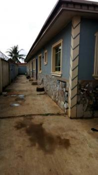 3 Bedroom Flat Bungalow, Abule Odu, Egbeda, Alimosho, Lagos, Semi-detached Bungalow for Rent