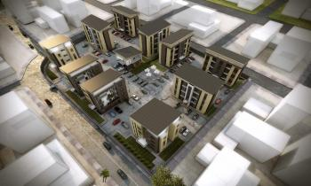 Well Designed & Exquisite 2 Bedroom Luxury Apartments in an Estate, Off Olusegun Obasanjo Way, Wuye, Abuja, Flat for Sale
