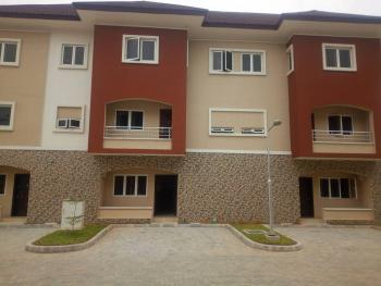 Three Bedroom Terrace Duplex, Olive Court, Osapa, Lekki, Lagos, Terraced Duplex for Rent