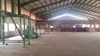 Existing Lace Factory+  All The Functional Machinery on Over One Acre, Ikeja Industrial Scheme, Ogba, Ikeja, Lagos, Factory for Sale