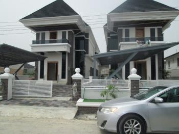 Luxury Finished 5 Bedroom Fully Detached Duplex with Good Finishing, Lekki County Estate, Ikota Villa Estate, Lekki, Lagos, Detached Duplex for Sale