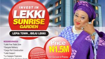 Lekki Sunrise Garden, Where Luxury Meets Elegance, Lekki Free Trade Zone, Lekki, Lagos, Residential Land for Sale