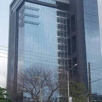 15 Floors Newly Built Office Complex for Sale with Lettable Spaces of About 15000sqm and Land Size of 4600sqm, Alfred Rewane Road, Old Ikoyi, Ikoyi, Lagos, Plaza / Complex / Mall for Sale
