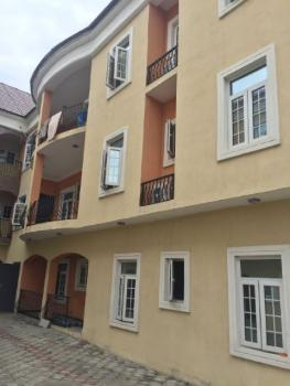 Brand New 3 Bedroom Flats with a Room Bq  with Gov Consent, Chevron Drive, Chevy View Estate, Lekki, Lagos, Flat for Sale