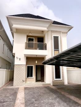 Luxury Five Bedroom Fully Detached House with Two Rooms Bq, Lekki Phase 1, Lekki, Lagos, Detached Duplex for Sale