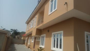 a Brand New 4 Bedroom Semi-detached Duplex with Complemetry Air-conditioning Units in All Rooms- Guaranteed. Yuletide Offer Only!, Same Global Estate, Less Than 5minutes Drive From Sunnyvale, Dakwo, Abuja, Semi-detached Duplex for Sale
