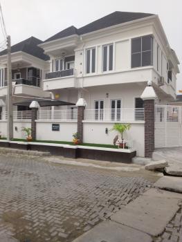 Brand New 4 Bedroom Duplex with Bq, Osapa, Lekki, Lagos, Detached Duplex for Sale