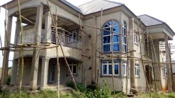 a Nicely Built Uncompleted 5 Bedroom Duplex, Ewabogun Road, Off Sapele Road, Benin, Oredo, Edo, Detached Duplex for Sale