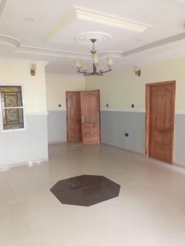 Clean 3 Bedroom Flat Upstairs, Osapa, Lekki, Lagos, Flat for Rent
