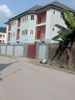 Exquisitely Finished Block of 6 Nos 2 Bedroom Flats on 700sqm Land, Rukpakwolusi New Layout, Port Harcourt, Rivers, Block of Flats for Sale
