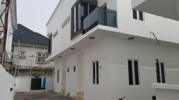 Brand New 4 Bedroom Semi-detached House, Osapa, Lekki, Lagos, Semi-detached Duplex for Sale