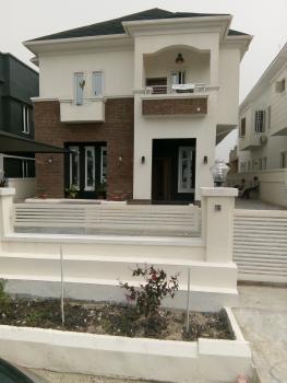 5 Bedroom Detached Duplex with Bq in an Estate, Lekki Phase 2, Lekki, Lagos, Detached Duplex for Sale
