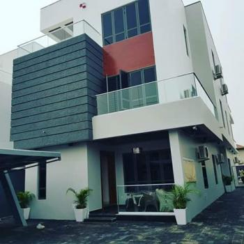 Exquisitely & Massive 5 Bedroom Detached House, Off Fola Osibo, Lekki Phase 1, Lekki, Lagos, Detached Duplex for Sale