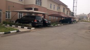 Luxury and Tastefully Fully Serviced 4 Bedroom  Terrace Duplex with a Bq, Ac, Gen, Cooker, 24hrs Light, in a Mini Estate, Jabi, Abuja, House for Rent
