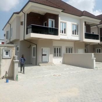 4 Bedroom Semi Detached House with a Room Bq, Orchid Hotel Road, Lekki Expressway, Lekki, Lagos, Semi-detached Duplex for Rent