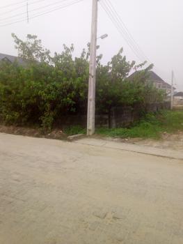 1 Plot Corner Piece of Land with Gazette and Global C of O, Before Sangotedo Shoprite, Peninsula Garden Estate, Ajah, Lagos, Residential Land for Sale