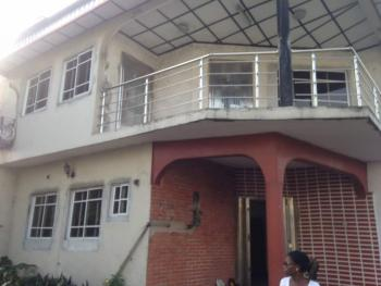 5 Bedroom Detached Duplex Being Served with 2 Room Bq in a Serene Estate, Off Rd Road, Off Okporo Road, Rumuodara, Port Harcourt, Rivers, Detached Duplex for Sale