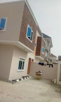3 Bedroom Terrace Duplex ( 2 in a Compound) Brand New, Agungi, Lekki, Lagos, Terraced Duplex for Rent