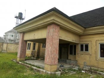 Luxury 5 Bedroom Detached Bungalow  in a Serene Estate, Adjacent Genesis Plaza, Gra Phase 2, Port Harcourt, Rivers, Detached Bungalow for Sale