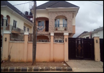 a Four Bedroom Fully Detached House at Gra Ikeja, Lagos, Ikeja Gra, Ikeja, Lagos, Detached Duplex for Sale