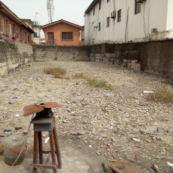 325 Sqm Bare Land By Access Bank on a Busy Road, Directly on Ojuelegba Road, Ojuelegba, Surulere, Lagos, Commercial Land for Sale