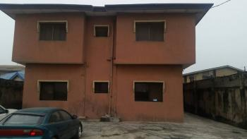 4 Units Block of 3 Bedroom Flats with 2 Standard Shop, Victory Estate, Alagbole Akute, Berger, Arepo, Ogun, Block of Flats for Sale
