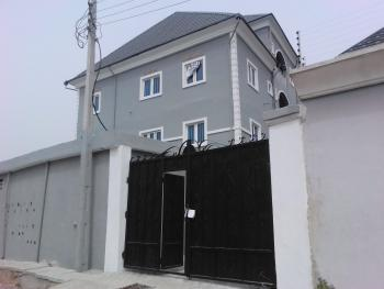Newly Built 3 Bedroom Apartment, Victory Estate, 3 Mins Drives to Apple Junction, Ago Palace, Isolo, Lagos, Flat for Rent