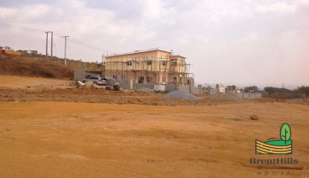 Land, Brenthills Estate, Maitama District, Abuja, Residential Land for Sale