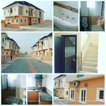 Black Friday Deal: 4 Bedroom Luxury Duplex in a Secured Estate, Off Lekki-epe Expressway Abijo, Lagos Island, Lagos, Semi-detached Duplex for Sale