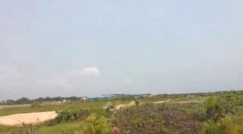 1000sqm Fenced Bare Land Behind Oando Filling Station, Sharing Walls with Paradise Phase3, Lekki Gardens, Ikate Right Side, Behind Oando Filing Station, Beside Lekki Gardens, Ikate Elegushi, Lekki, Lagos, Residential Land for Sale
