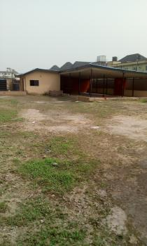 Empty Land with 14 Rooms on It, Facing Ikate Road, Ikate Elegushi, Lekki, Lagos, Mixed-use Land for Rent