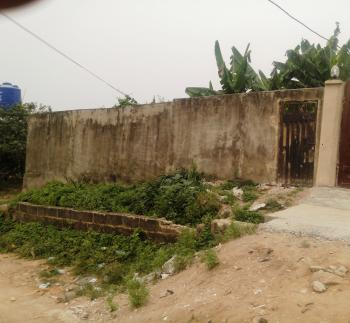 375sqm Fenced & Gated Land, Oke Ira, Ogba, Ikeja, Lagos, Residential Land for Sale