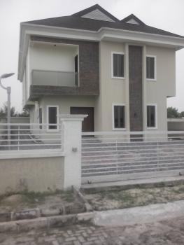 Luxury 5 Bedroom Duplex Plus 2 Room Bq, Lakeview Part 2 Estate By Chevron/2nd Toll Gate, Lekki, Lagos, Detached Duplex for Sale