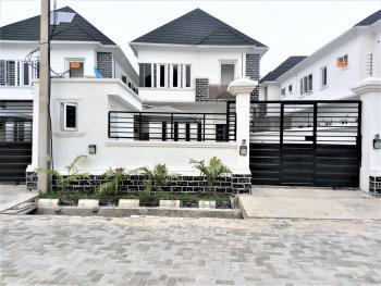 Newly Built 5 Bedroom Duplex with Bq, Osapa, Lekki, Lagos, Detached Duplex for Rent