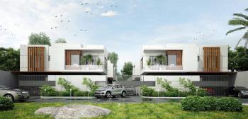 4 Bedroom Semi-detached, Chevron, Idado, Lekki, Lagos, Semi-detached Duplex for Sale