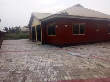 Newly Built 3 Bedroom Flat, Alone in Compound, Fenced Gate Water with a Dining Space Each Room with Wardrobe, Baruwa/mercy-land, Ipaja, Lagos, Flat for Rent