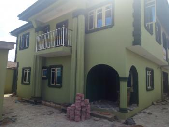 Newly Built 3 Bedroom Flat, All Tiles Floor, Pop Ceiling, Each Room with Wardrobe, Good Road Network, and Its Very Close to The Road, Ayobo-amule/ashipa, Ipaja, Lagos, Flat for Rent