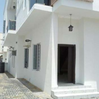 Executive 5 Bedroom Fully Detached with Bq and Super Fitted Kitchen  N3.5m, Osapa, Osapa, Lekki, Lagos, Detached Duplex for Rent